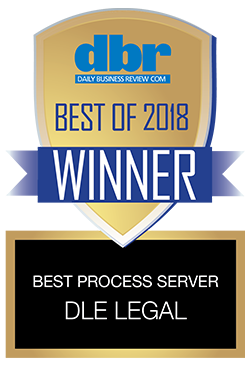 100101819-DLE_Best-Process-server_winner