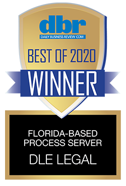 DBR10282020463472DLE_Florida-based-Process-Server_WINNER