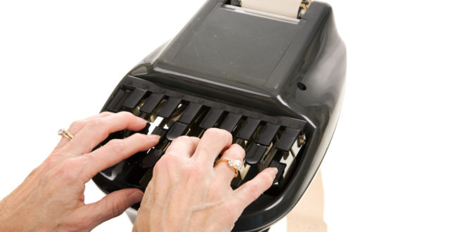 What Is A Stenographer And How Does Stenography Work